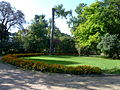 Lviv-park Vysokyi zamok-near house of gardener-1.jpg