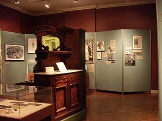 Lyceum (Alexandria, Virginia) - Image: Lyceum exhibit space 2