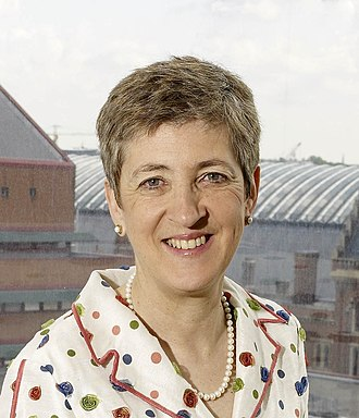 Lynne Brindley - Brindley in 2008