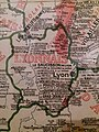 Lyon 3e - Bibliothèque municipale de Lyon - Tous à table, carte gastronomique de la France par Alain Bourguignon, détail sur le Lyonnais.jpg