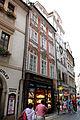 Měšťanský dům U červené boty (Staré Město) Karlova 5.jpg