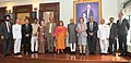 M. Hamid Ansari and Smt. Salma Ansari meeting Her Royal Highness Princess Maha Chakri Sirindhorn, in Bangkok on February 05, 2016. The Minister of State for Home Affairs, Shri Haribhai Parthibhai Chaudhary is also seen (1).jpg