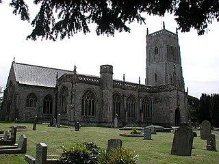 Mark, Somerset Human settlement in England