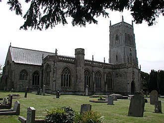 Mark, Somerset - Image: MARK, Somerset geograph.org.uk 66003
