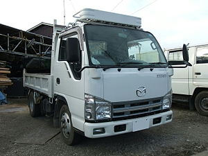 Mazda Titan - Image: MAZDA TITAN Dump 6th gen