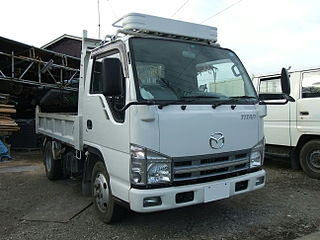 Mazda Titan Motor vehicle