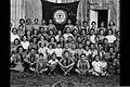"MEMBERS OF ""HASHOMER HATZAIR"" YOUTH MOVEMENT IN THE KFAR SABA BRANCH. צילום משותף של בני נוער מתנועת ""השומר הצעיר"" סניף כפר סבא.D616-093.jpg"