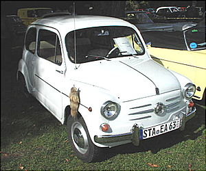 Fiat 600 - Steyr Fiat 600