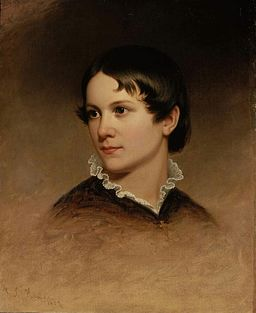 MJ Heade Mary Rebecca Clark, 1857
