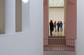 Museum für Moderne Kunst - Museum interior