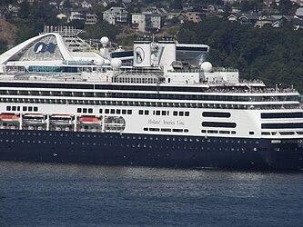 MS Amsterdam from Elliott Bay, Seattle 6.jpg