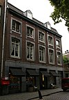 maastricht - rijksmonument 27457 - onze lieve vrouweplein 19 20100612