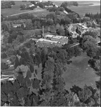 Ontario Agricultural College - MacDonald Institute, Ontario Agricultural College, Guelph, Ontario
