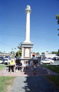 World War I Cenotaph, Mackay Heritage listed war memorial in Queensland, Australia
