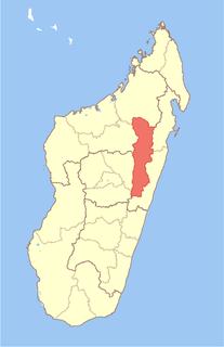 Region in Madagascar