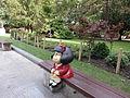 Mafalda esperando tu visita.JPG