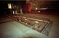 Main Auditorium Stage Under Construction - Convention Centre Complex - Science City - Calcutta 1996-November 040.JPG