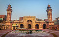 Main Praying Chamber of Wazir Khan Mosque.jpg