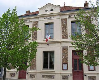 Maincy Commune in Île-de-France, France