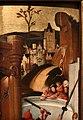 Mair von landshut (baviera), scene del martirio di giuda taddeo, 1500-20 ca. (milano, poldi pezzoli) 13.jpg