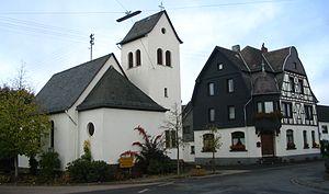 Maisborn - Maisborn village centre