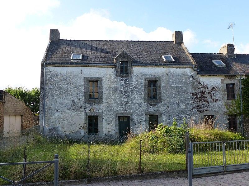 Maison ancienne de pluneret