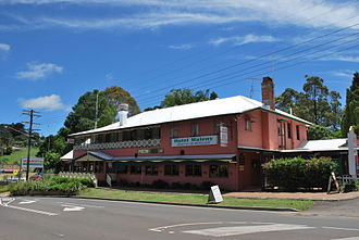 Maleny, Queensland - Hotel Maleny