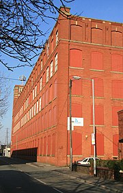 List Of Mills In Chadderton Wikipedia