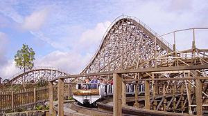 Erlebnispark Tripsdrill - Mammut