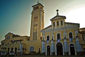 Manaoag, Pangasinan - Image: Manaoag Church