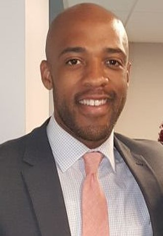 Lieutenant Governor of Wisconsin - Image: Mandela Barnes Headshot