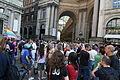 Manifestazione Piazza Scala a Milano by Stefano Bolognini8.JPG