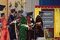 Manmohan Singh inaugurating the JIPMER women and children's Hospital in Puducherry. The Union Minister for Health and Family Welfare, Shri Ghulam Nabi Azad, the Lt. Governor of Puducherry, Dr. Iqbal Singh.jpg