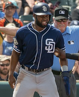 Manuel Margot Dominican Republic baseball player