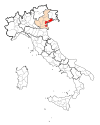 Map Province of Venezia.svg