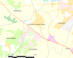 Map commune FR insee code 18050.png