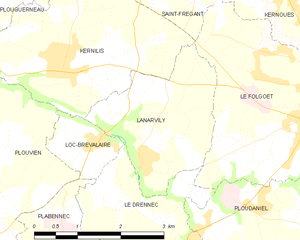 Map commune FR insee code 29100.png