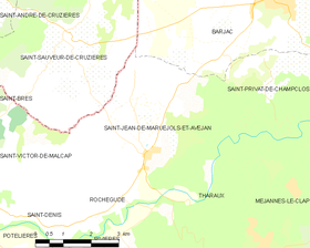 Map commune FR insee code 30266.png