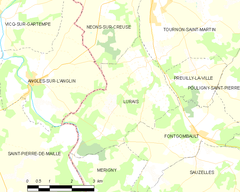 Map commune FR insee code 36104.png