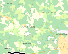 Map commune FR insee code 40062.png