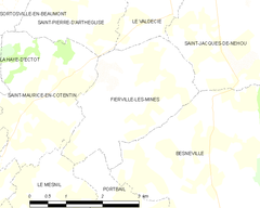Map commune FR insee code 50183.png