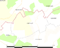 Map commune FR insee code 88100.png