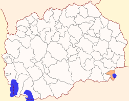 Map of Dojran Municipality.svg