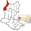 Map of Losari District, Brebes Regency.png