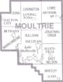 Map of Moultrie County Illinois.png