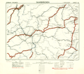 Map of the German railways, Sheet 43 Saarbrücken, May 1945 (148034566).png