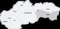 Map slovakia spisske tomasovce.png