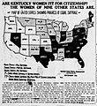 Mappa dell'apertura al suffragio femminile negli Stati Uniti, 1913.jpg