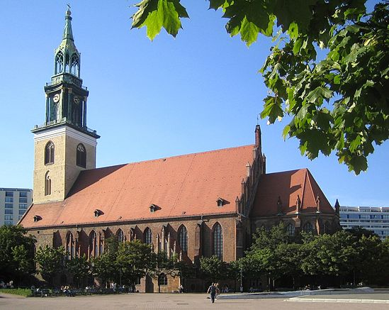 St. Mary's Church, Berlin