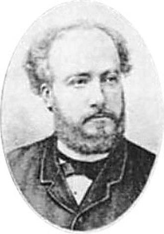 Marcel Deprez - Image: Marcel Deprez ca 1891